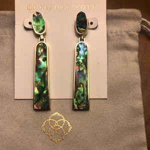 Kendra Scott Carson statement earrings